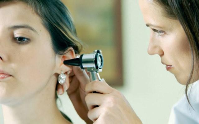 может ли от очень высокого давления пойти кровь из ушей?